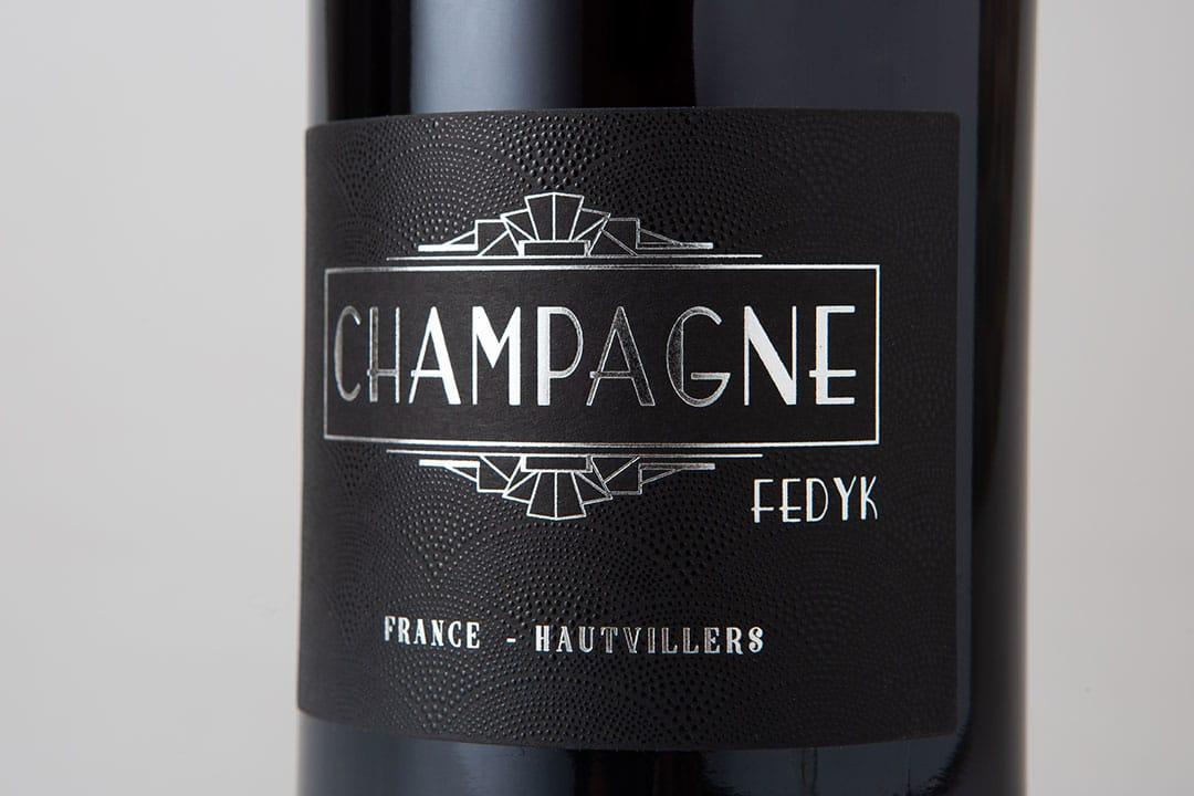 Imprimerie-Filiber-etiquette-Champagne-Fedik